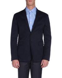 Burberry Brit | Blue Blazer for Men | Lyst
