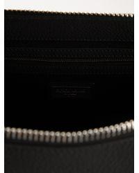 Giorgio Armani - Black Classic Weekend Bag for Men - Lyst