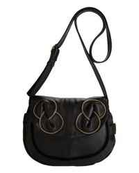 See By Chloé | Black Clara Small Cross Body Bag | Lyst