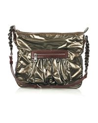 Marc Jacobs | Metallic Parachute Multipocket Bag | Lyst