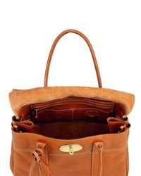 Mulberry - Brown Bayswater Top Handle - Lyst