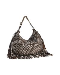Marc Jacobs | Brown Fringed Boho Bag | Lyst