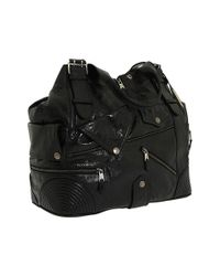 Alexander McQueen | Black Faithful Large Tote | Lyst