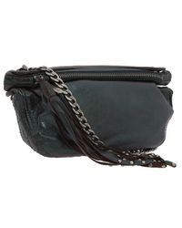 Botkier | Green Lafayette Cross Body Bag - Black | Lyst