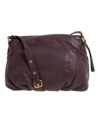 Marc By Marc Jacobs | Purple Natasha Across–body Bag | Lyst