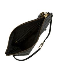 Anya Hindmarch - Black Maeve Embossed Bow Bag - Lyst