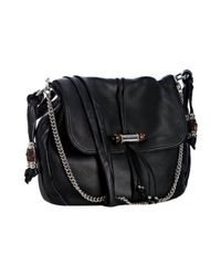 Gucci - Black Pebble Leather Jungle Large Shoulder Bag - Lyst
