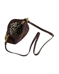Marc By Marc Jacobs - Brown Burgundy Classic Percy Cross-body Bag - Lyst