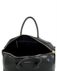 Givenchy | Black Antigona Medium Grain Boston Bag | Lyst