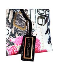 Jimmy Choo - Multicolor Project Pep Tote - Lyst