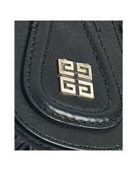 Givenchy | Black Poly Jeweled Nightingale Medium Bag | Lyst