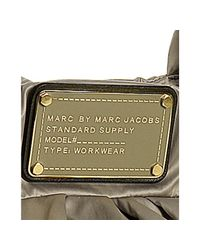 Marc By Marc Jacobs - Gray Reed Nylon Q Mabel Tote Bag - Lyst