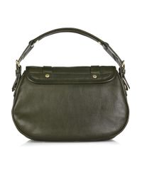 Marc By Marc Jacobs - Green Sophie Leather Satchel - Lyst