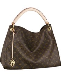 Louis Vuitton | Brown Artsy Gm | Lyst