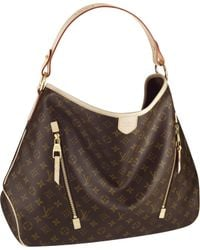 Louis Vuitton | Brown Delightful Monogram Gm | Lyst