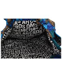 Marc By Marc Jacobs | Blue Tate Floral-print Quilted Shell Tote | Lyst