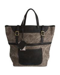 Tila March | Black Colette Large Canvas Tote Bag | Lyst