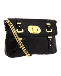 Badgley Mischka | Black Janet Shoulderbag | Lyst
