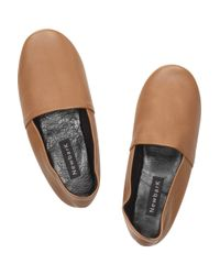 Newbark | Brown Jacks Leather Shoes | Lyst
