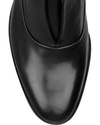 Reed Krakoff | Black Leather Oxford Shoes | Lyst