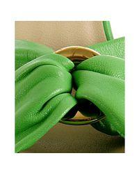 Christian Louboutin - Bright Green Leather Talitha Platform Sandals - Lyst