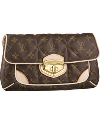 Louis Vuitton | Brown Clutch Monogram Etoile | Lyst