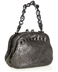Thomas Wylde - Gray Menace Special Studded Leather Bag - Lyst