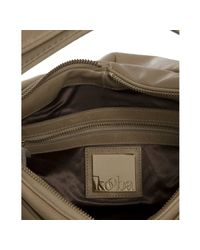 Kooba | Natural Celadon Leather Dakota Piped Seams Hobo Bag | Lyst