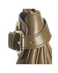 Kooba - Brown Mocha Leather Dakota Piped Seams Hobo Bag - Lyst