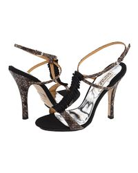 Badgley Mischka | Black Raven | Lyst
