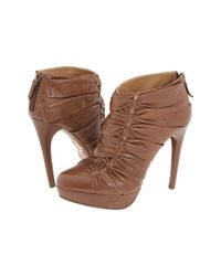 Elie Tahari | Brown Carolina Boot | Lyst