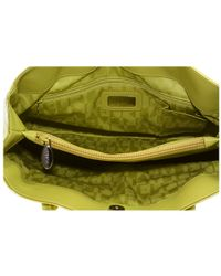 Furla - Yellow Thalia M Shopper Vernice - Lyst