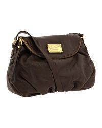 Marc By Marc Jacobs - Brown Classic Q Natasha Satchel - Lyst