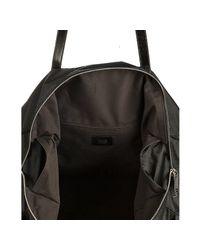 Fendi - Black Zucchino Nylon Travel Bag - Lyst