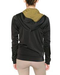 Delphine Murat - Black Tecnical Jersey Stretch Jacket - Lyst