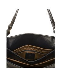 Lanvin | Blue Maisha Gm Shoulder Bag | Lyst