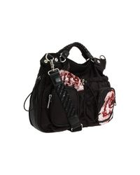L.A.M.B. - Black Freestyle Brandywell - Large Crossbody Bag - Lyst