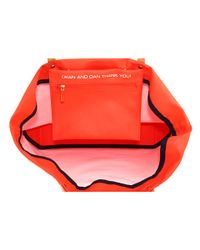 DSquared² | Orange Beach Quebec Bag | Lyst
