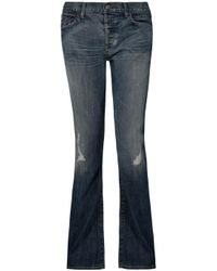 Citizens of Humanity - Blue Riley Distressed Boyfriend Jeans - Lyst