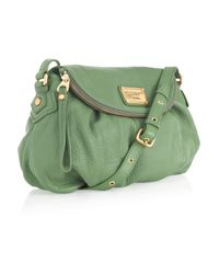 Marc By Marc Jacobs | Green Natasha Messenger Bag | Lyst