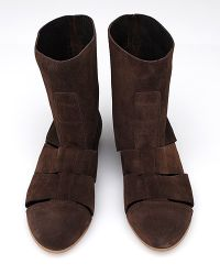A.P.C. | Brown Boot | Lyst