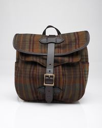 Filson | Green Hawthorne Wool Field Bag | Lyst