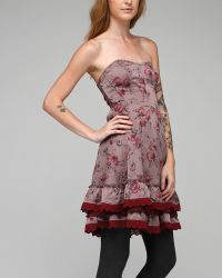 Free People | Red Dirty Dancing Dress | Lyst