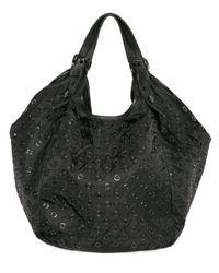 Givenchy | Black Sacca Eyelets Hobo | Lyst