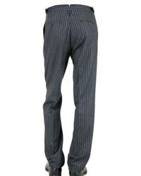 Black Fleece By Brooks Brothers | Gray Watch Pocket Striped Trousers for Men | Lyst