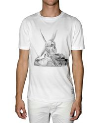 Dead Meat | White Amore Penguin Tale Jersey T-shirt for Men | Lyst