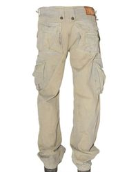 Dolce & Gabbana | White Painter Cargo Trousers for Men | Lyst
