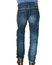 DIESEL   Blue Medek Japanese Denim Jeans for Men   Lyst