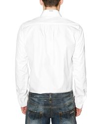 DSquared² | White Manga Print Shirt for Men | Lyst