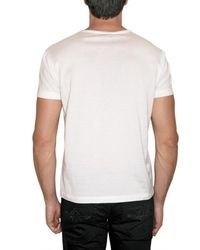 John Richmond   White Monkey Man T-shirt for Men   Lyst